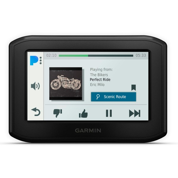 Garmin zumo 346 lmt-s we navegador gps 4.3'' europa occidental específico para motocicletas