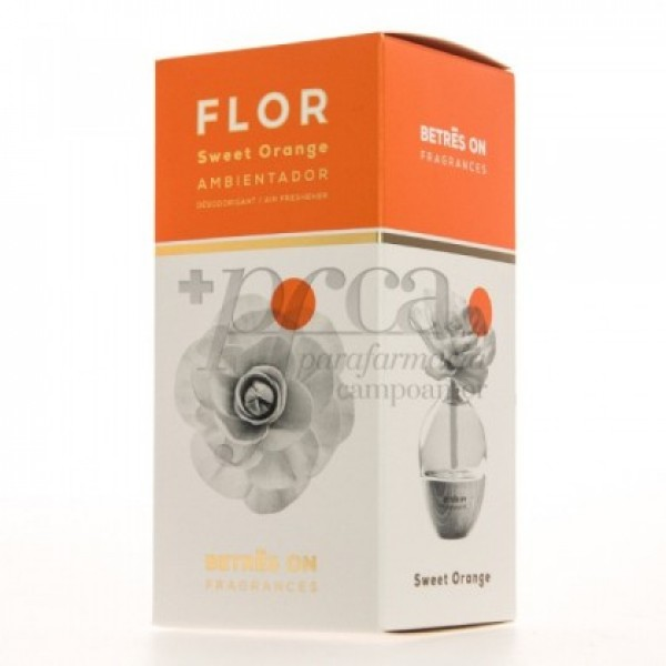 BETRES FLOR SWEET ORANGE AMBIENTADOR 90ML