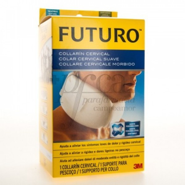 FUTURO COLLARIN CERVICAL AJUSTABLE 27,9-50,8CM