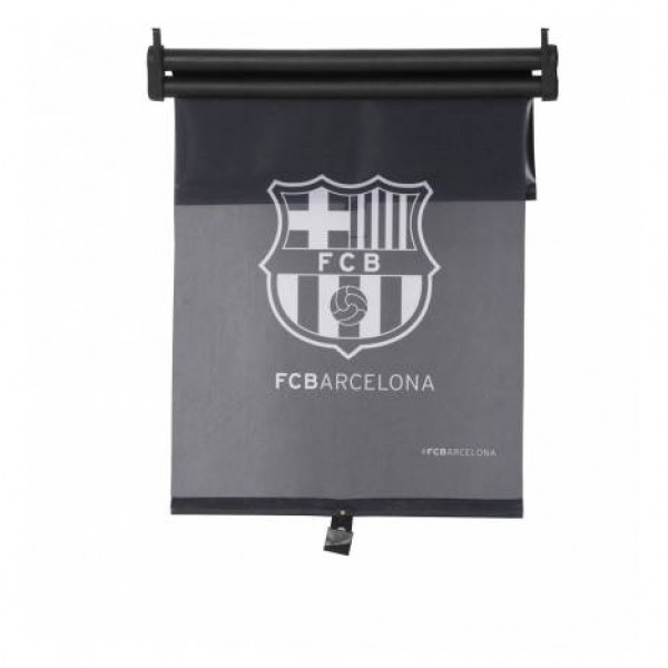 Parasol cortinilla lateral doble fc barcelona