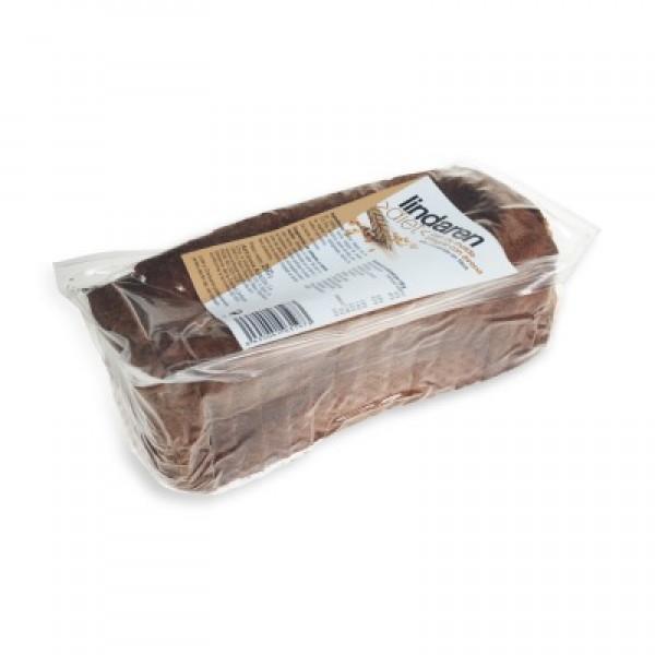 Pan integral con avena