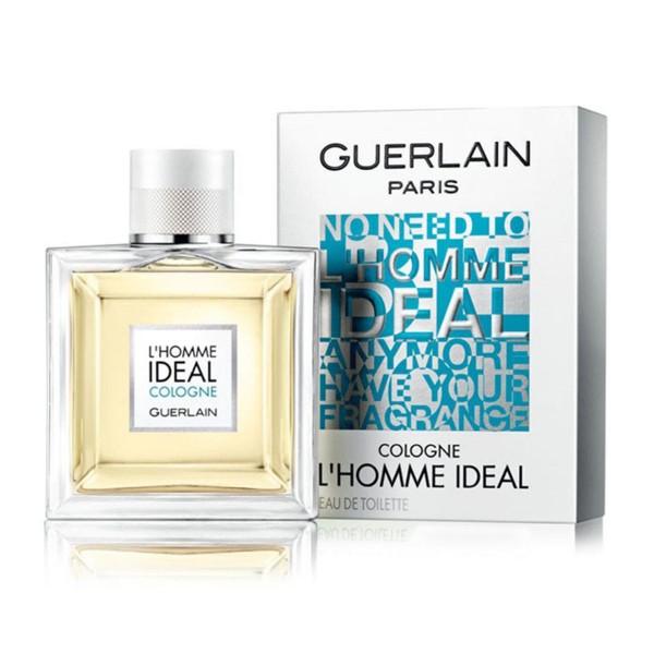 Guerlain l'homme ideal eau cologne 50ml vaporizador