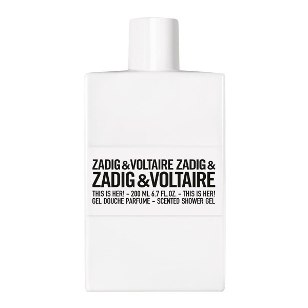 Zadig&voltaire this is her gel de ducha perfumado 200ml