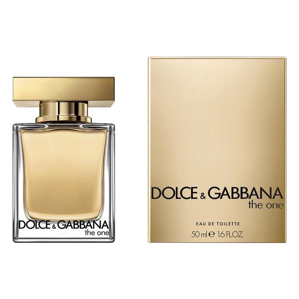 Dolce & gabbana the one eau de toilette 50ml vaporizador