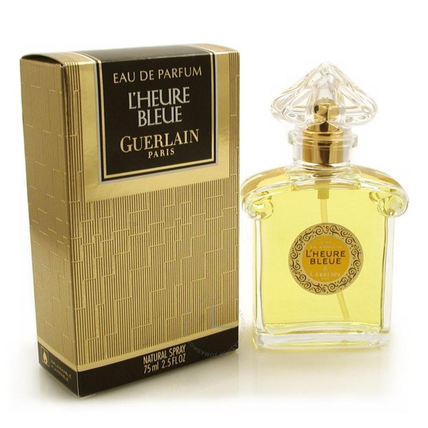 Guerlain l'heure bleue eau de parfum 75ml vaporizador