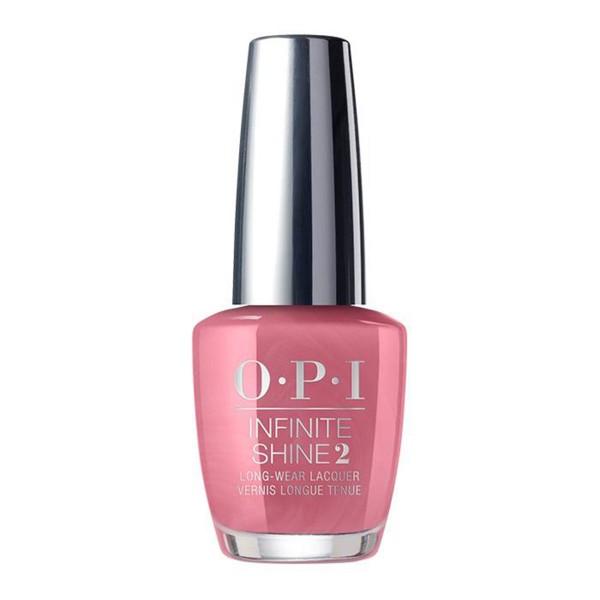 Opi infinite shine laca de uñas not so bora-bora-ing pink
