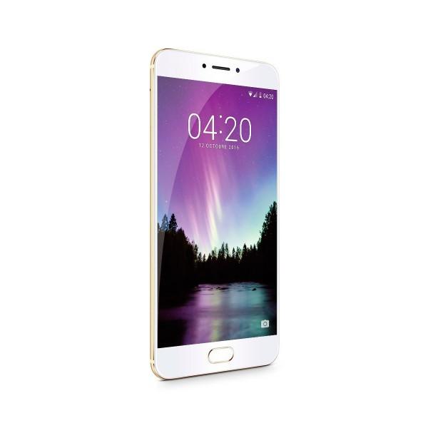 Meizu mx6 dorado móvil 4g dual sim 5.5'' fhd/10core/32gb/4gb ram/12mp/5mp