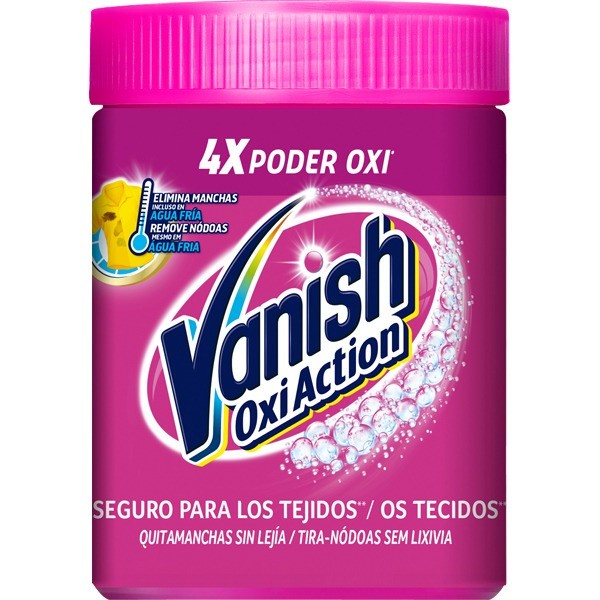 Vanish Oxi Action quitamanchas en polvo 450 gr