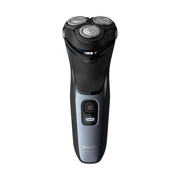 Philips s3133/51 afeitadora eléctrica shaver series 3000 en seco o húmedo powercut