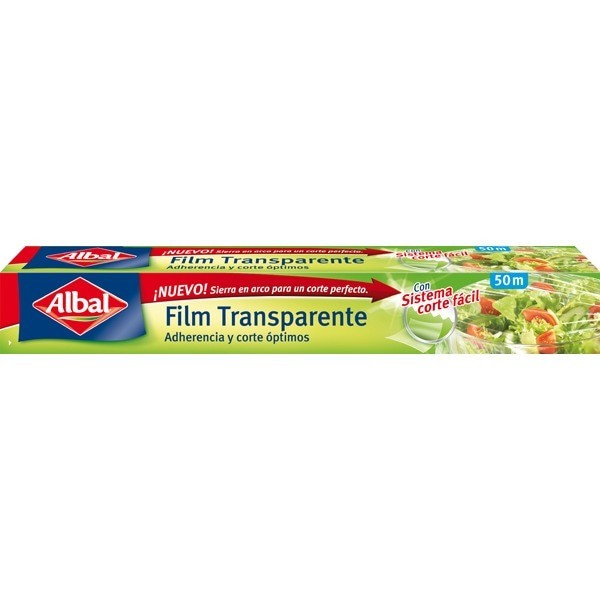 Albal Film Transparente 50 m