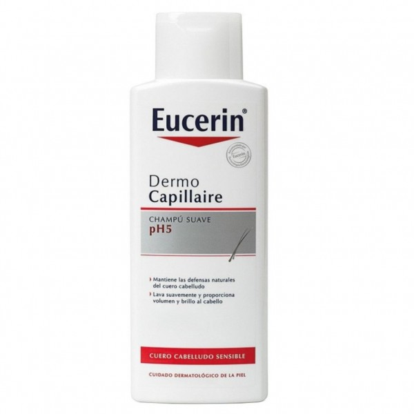 EUCERIN CHAMPÚ SUAVE PH5 250ML