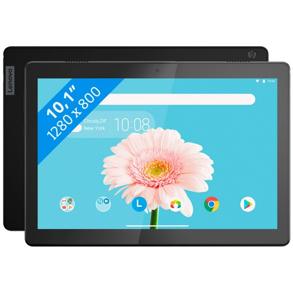 "Lenovo m10 hd wifi negro (slate black) 2+32gb / 10.1"""
