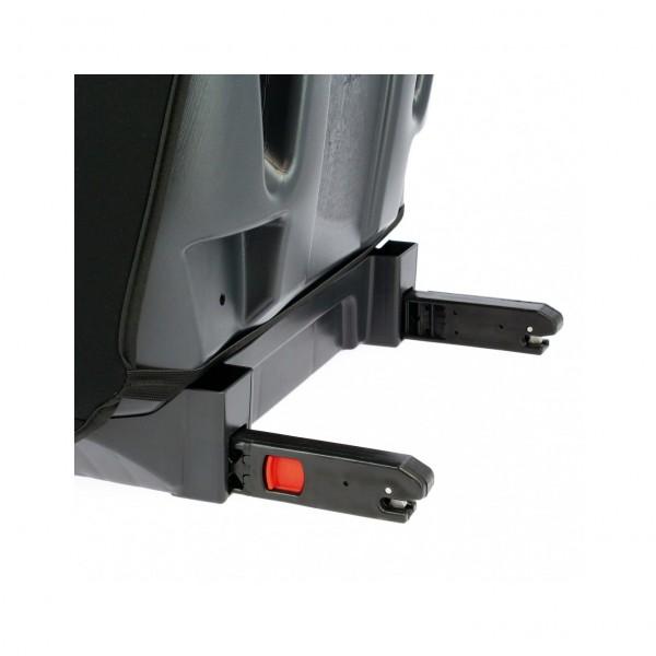 Silla para Coche SRI Grupo 2/3, 15 - 36 kg Homologada R44/09 ISOFIX Semi-Universal
